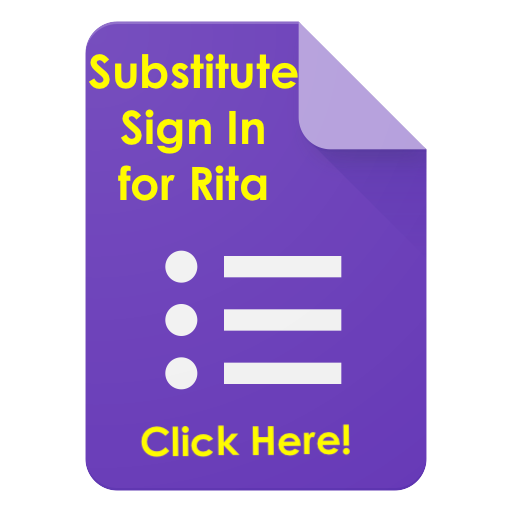 Substitute Sign In