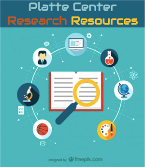 Platte Center Research Resources