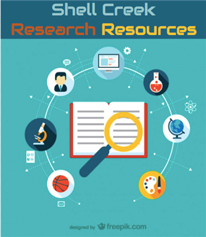 Shell Creek Research Resources