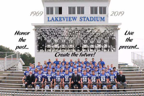 LAKEVIEW STARTS SEASON 3-0